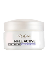 קרם לחות לעור רגיש Loreal Triple Active